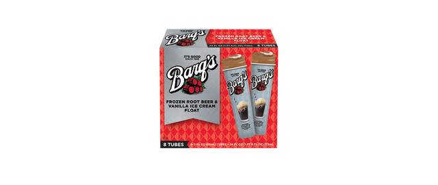 Barq's Frozen Root Beer & Vanilla Ice Cream Float Box coupon