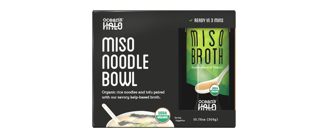 Buy 2: Ocean's Halo Miso Noodle Bowl coupon