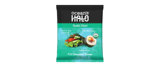 Buy 2: Ocean's Halo Sushi Nori coupon