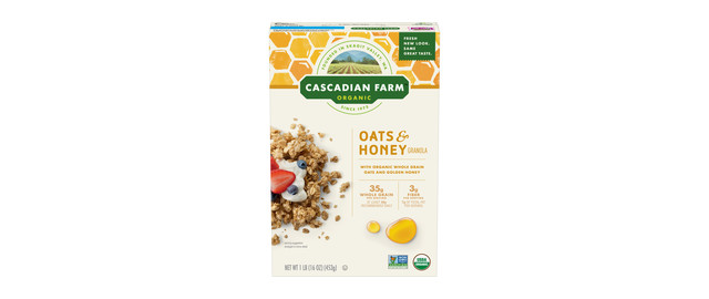 Buy 2: Select Cascadian Farm™ Products coupon