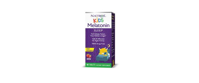 Natrol® Kids Melatonin coupon