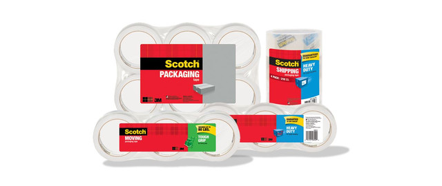 Scotch® Brand Packaging Tape Multi-packs coupon
