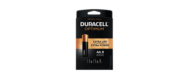 Duracell Optimum Batteries coupon