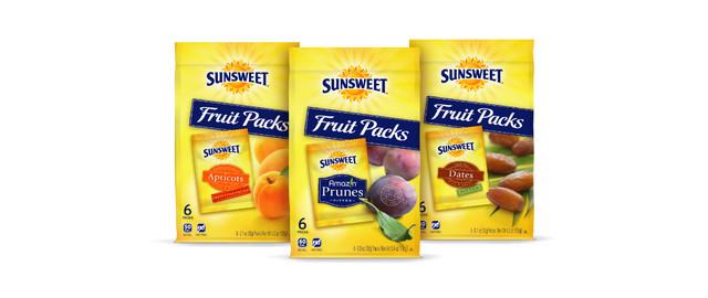 Sunsweet Fruit Packs coupon