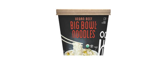 Ocean's Halo Vegan Beef Big Bowl of Noodles coupon
