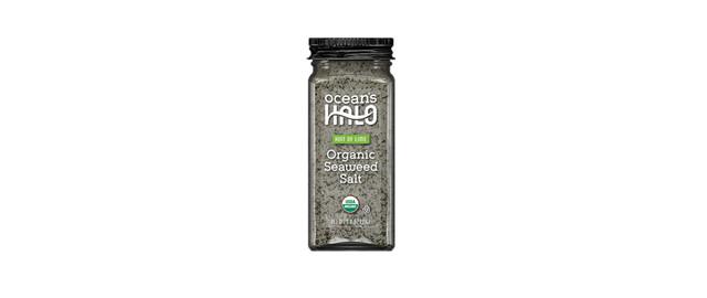 Ocean's Halo Hint of Lime Seaweed Salt  coupon
