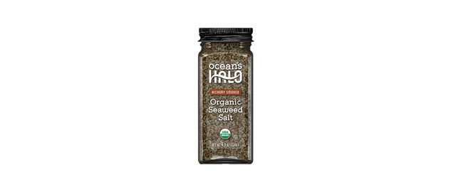 Ocean's Halo Hickory Smoked Seaweed Salt  coupon