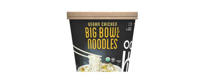 Ocean's Halo Vegan Chicken Big Bowl of Noodles coupon