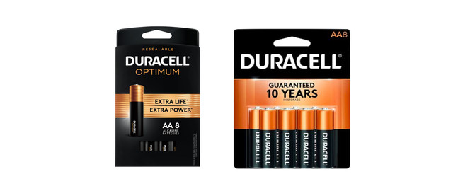 Duracell Battery Products coupon