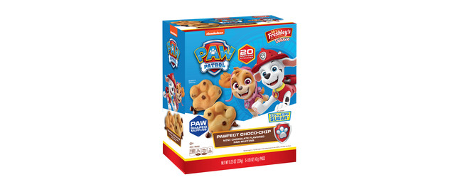 Mrs Freshley's Deluxe PAW Patrol Mini Paw Muffins coupon