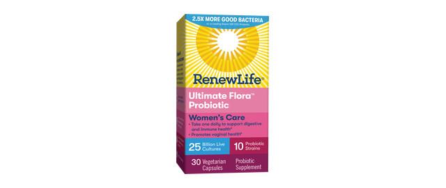 Renew Life® Women's Care Probiotics coupon