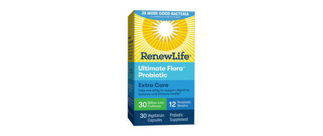 Select Renew Life® Probiotics coupon
