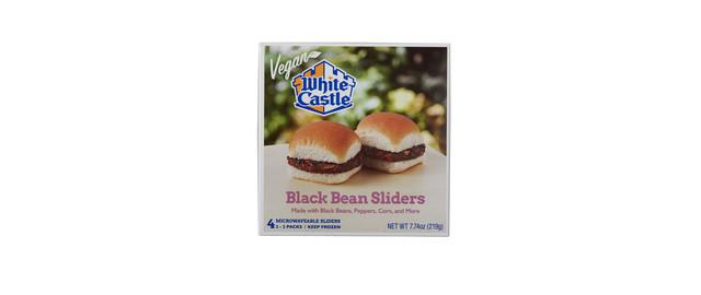 White Castle Black Bean Sliders coupon