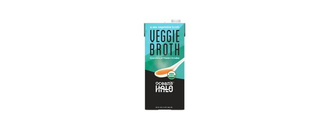 Buy 2: Ocean's Halo Veggie Broth coupon
