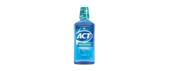 Buy 2: ACT Mouthwash coupon