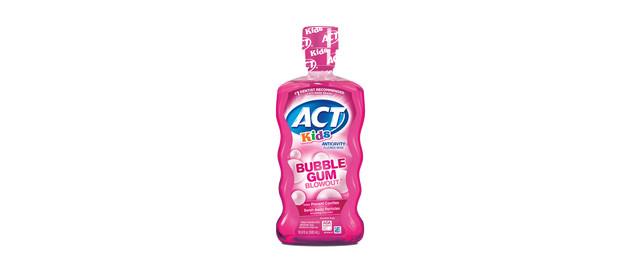 Buy 2: ACT Kids Mouthwash coupon