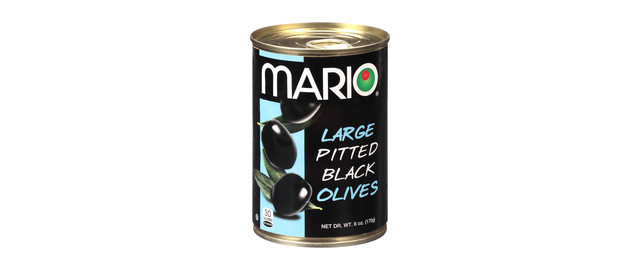 Buy 2: Mario Black Olives coupon