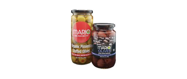 Mario Organic or Kalamata Olives coupon