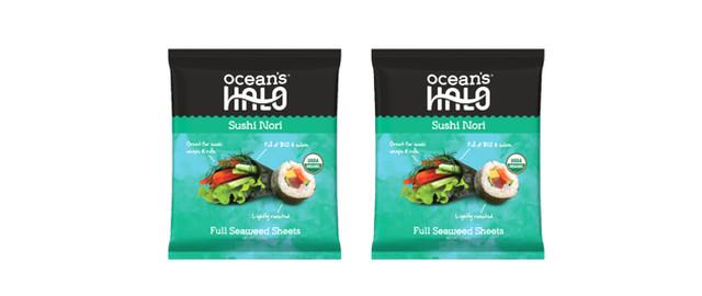 Buy 2: Ocean's Halo Sushi Nori coupon