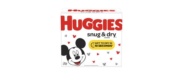 Huggies Snug & Dry Diapers coupon