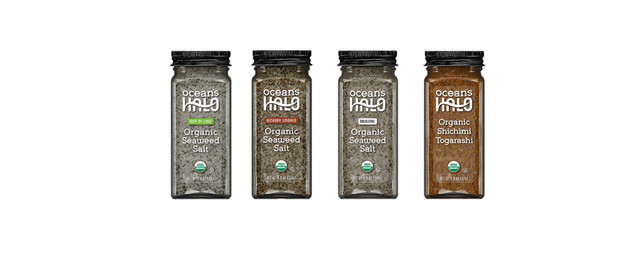 Buy 2: Ocean's Halo Seaweed Seasoning Salt coupon