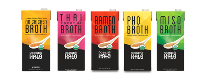 Select Ocean's Halo Broth coupon