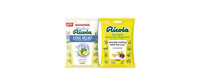 Buy 2: Ricola Products coupon