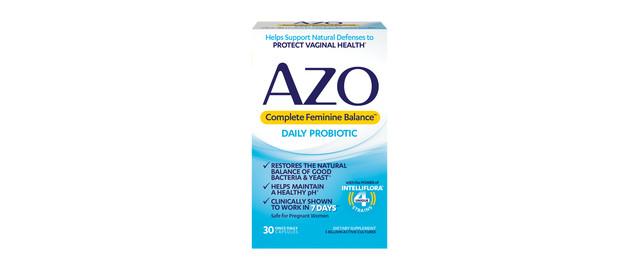 AZO Complete Feminine Balance® Daily Probiotic coupon