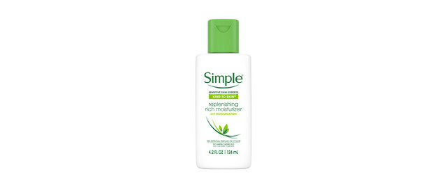 Simple Replenishing Rich Moisturizer coupon