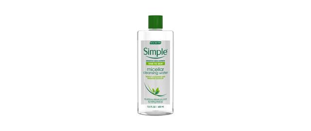 Simple Micellar Water coupon