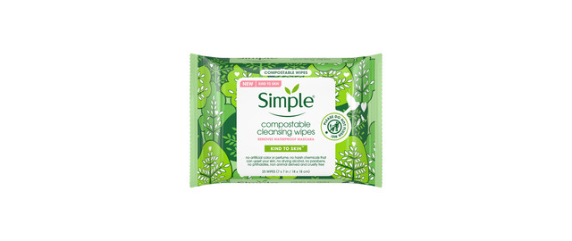Simple Kind to Skin Cleansing Wipes coupon