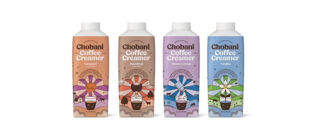 Chobani™ Coffee Creamer coupon