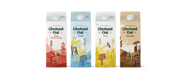 Chobani™ Oat Milk coupon