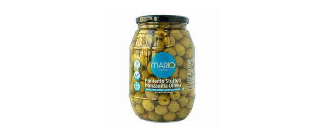 Mario 21 oz Pimiento Stuffed Green Olives coupon