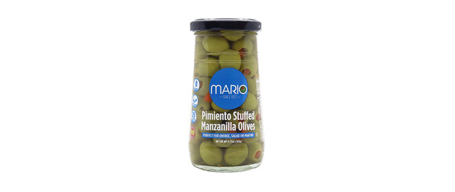 Mario 5.75 oz Pimiento Stuffed Green Olives coupon