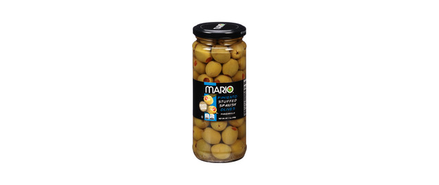 Mario Reduced Sodium Green Olives  coupon