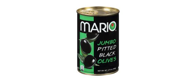Mario Jumbo Ripe Olives coupon