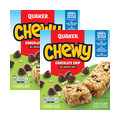 Safeway_Buy 2: Quaker Chewy Granola Bars_coupon_55515