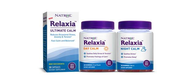 Natrol® Relaxia™ coupon