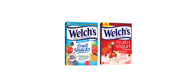 Buy 2: Welch's® Fruit Snacks or Fruit 'n Yogurt™ Snacks coupon
