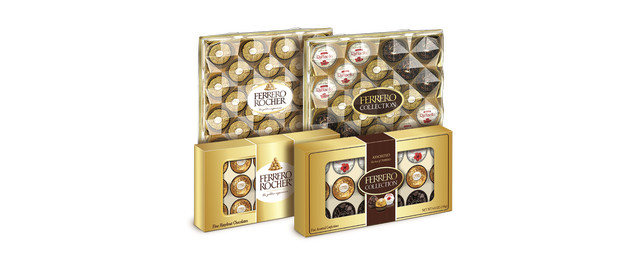 Ferrero Rocher® & Ferrero Collection coupon