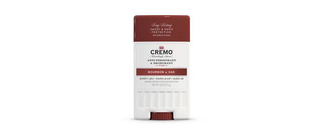 Cremo Antiperspirant & Deodorant coupon