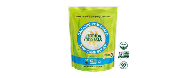 Florida Crystals Organic Powdered Raw Cane Sugar coupon