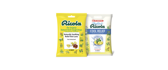 Buy 2: Ricola Standard Bags coupon