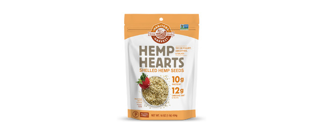 Manitoba Harvest Natural Hemp Hearts coupon
