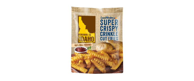 Grown In Idaho Super Crispy Crinkle Cut Fries coupon