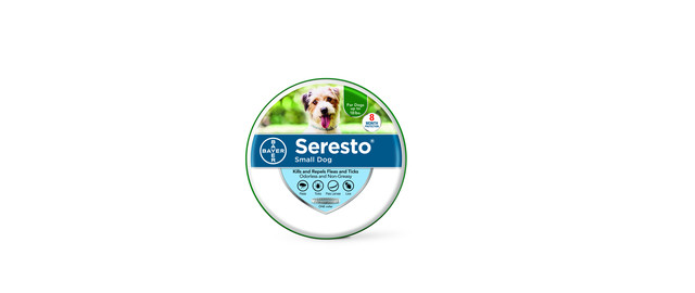 Seresto® Collar for Small Dogs	 coupon