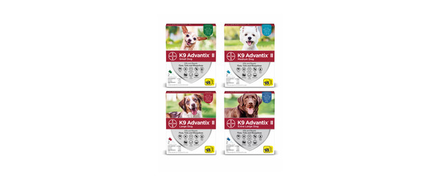 K9 Advantix® II 2 pack coupon