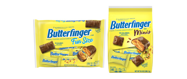 Butterfinger Mini or Fun Size Bag coupon
