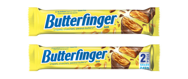Buy 2: Butterfinger Singles or Share Sizes coupon